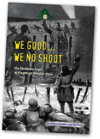 We Good...We No Shoot by Andrew Hamilton and Alan Reed