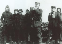 Meet at Dawn, Unarmed - The Christmas Truce Meeting between the Warwicks and Saxons